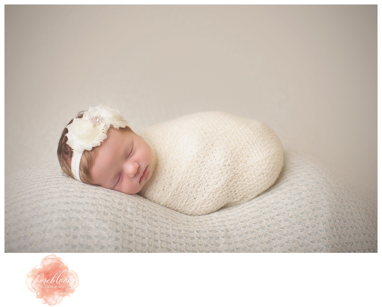 Baby Elle | Pure Bloom Photography | Tampa Newborn Photographer