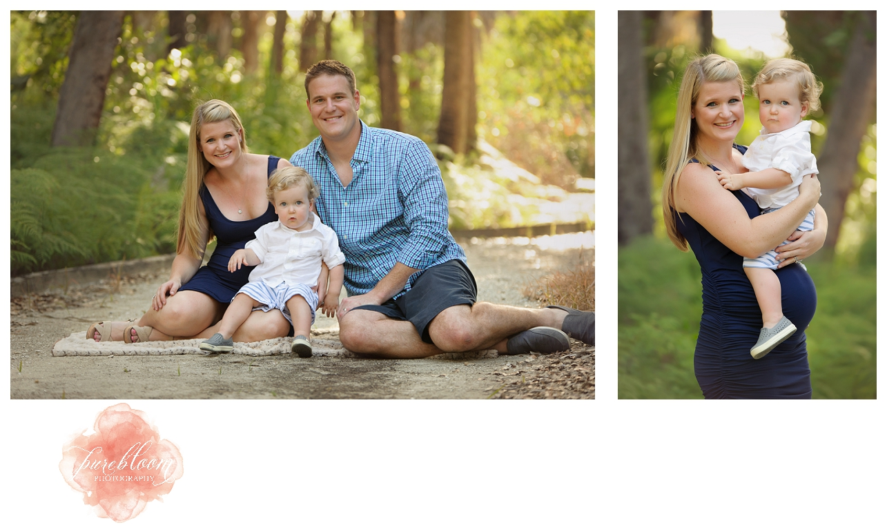 Ft Desoto Maternity Session |St Petersburg Maternity Photographer | Pure Bloom Photography