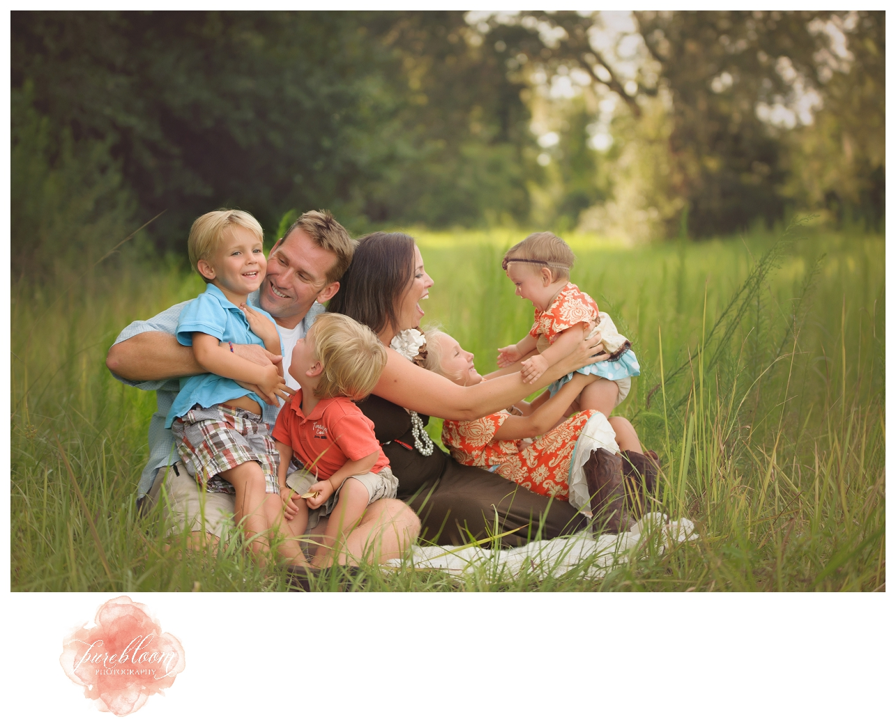 The Margelofsky Family | Tampa Family Photographer | Pure Bloom Photography