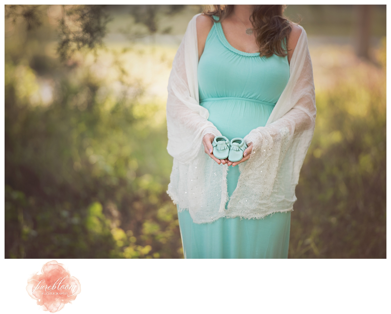 Lisa & Mike Maternity | Pure Bloom Photography | Tampa Maternity Photographer
